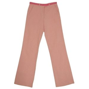 Lilly Pulitzer Stretch Cotton Pinstripe Pant